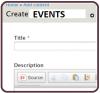 Celebrations events icon